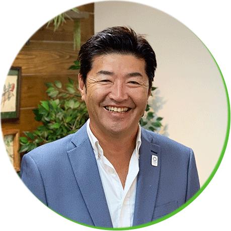 代表取締役 増田 浩一