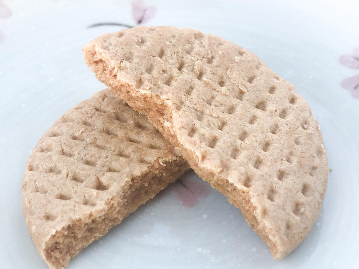 本実堂クッキー きな粉