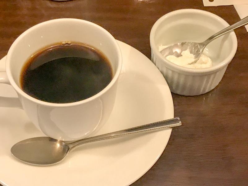 喫茶you コーヒー