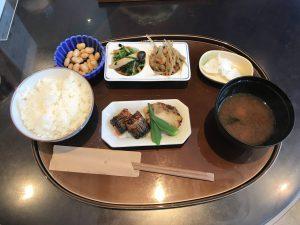 茶cafe 竹若 京おばんざい定食