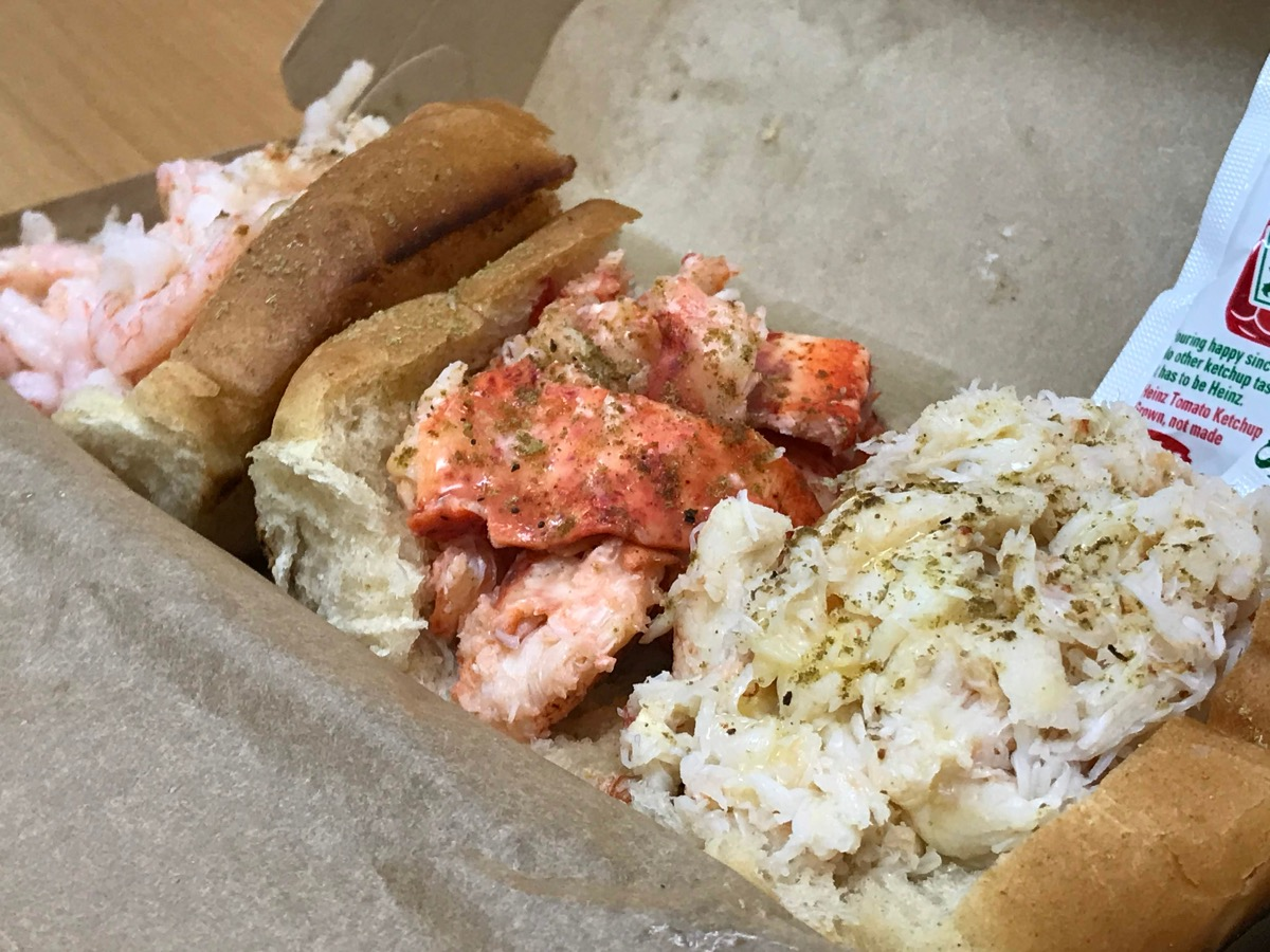 LUKE'S Lobster 銀座 LUKE'S TRIO