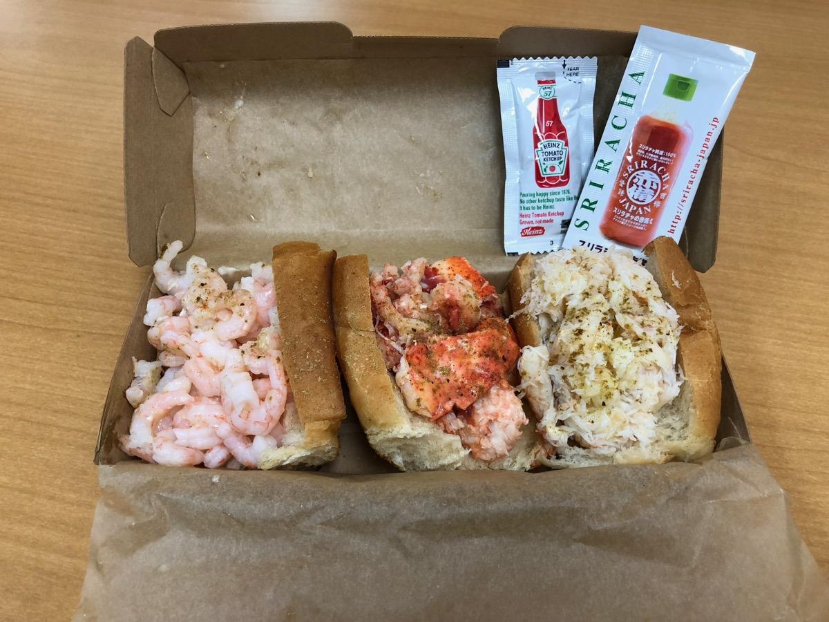 LUKE'S Lobster LUKE'S TRIO