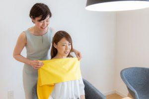 パーソナルカラーで印象アップ!働く女性のためのファッションセミナー 銀座