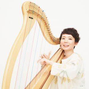 吉野友加さんによるハープ演奏~CD発売記念~ 銀座
