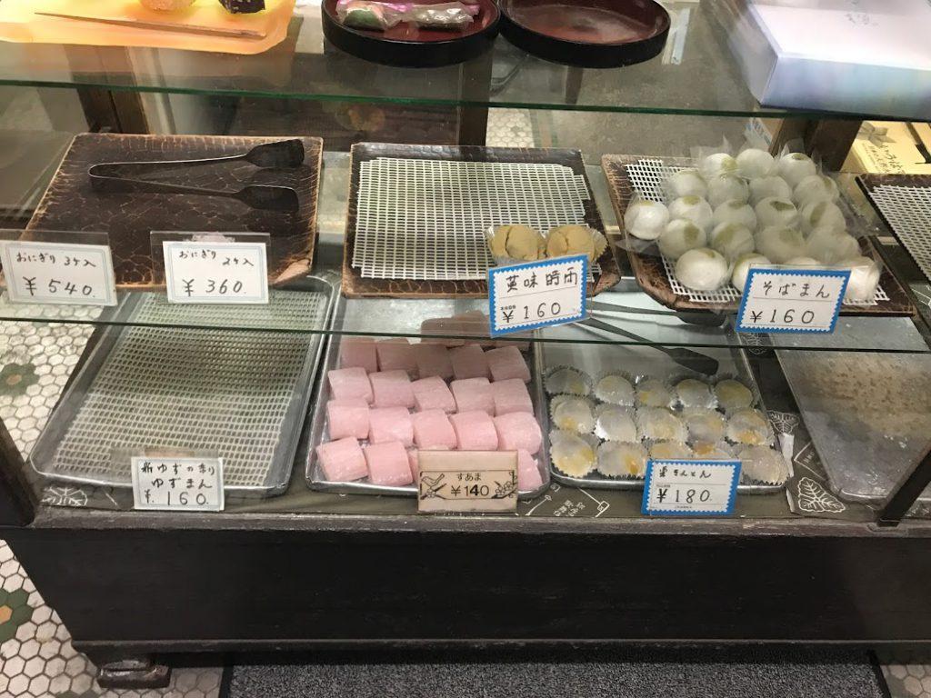 柏屋菓子店 銀座