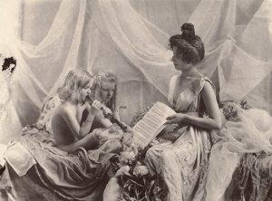 写真展『ロベール・ドマシーなどのピクトリアリズム』 銀座